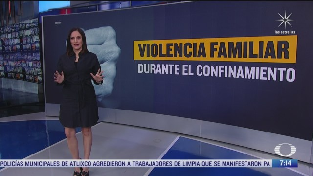 aumenta la violencia intrafamiliar en el confinamiento