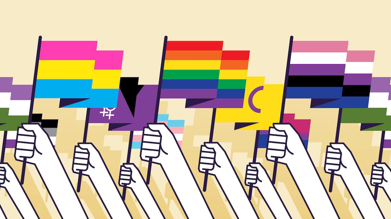 Banderas Orgullo LGBT Imágenes Colores Significado