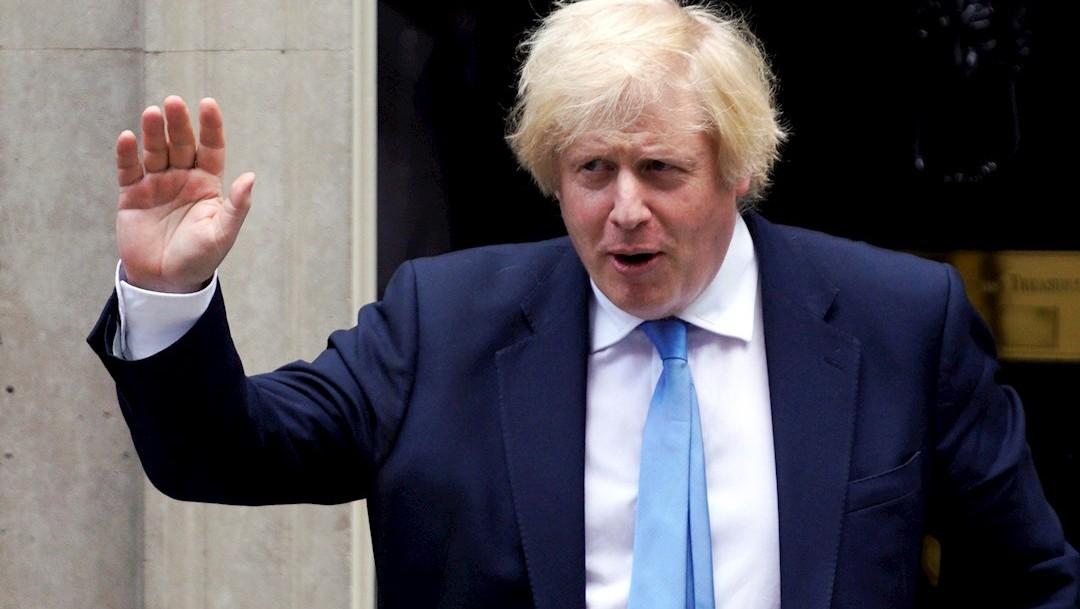 El primer ministro británico, Boris Johnson. (Foto: EFE)