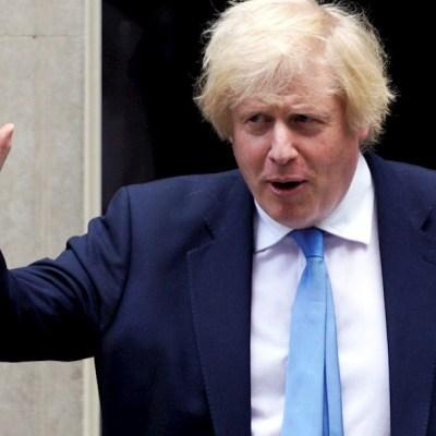 Boris Johnson dice que británicos están 'hartos' de hablar del Brexit