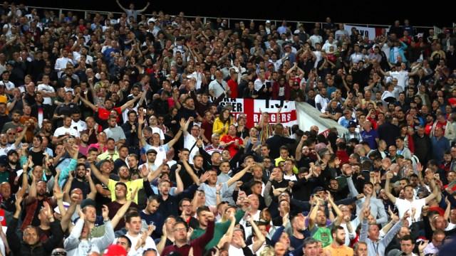 FOTO: Bulgaria reanudará partidos de futbol con aficionados en estadios, tras pandemia, el 03 de junio de 2020