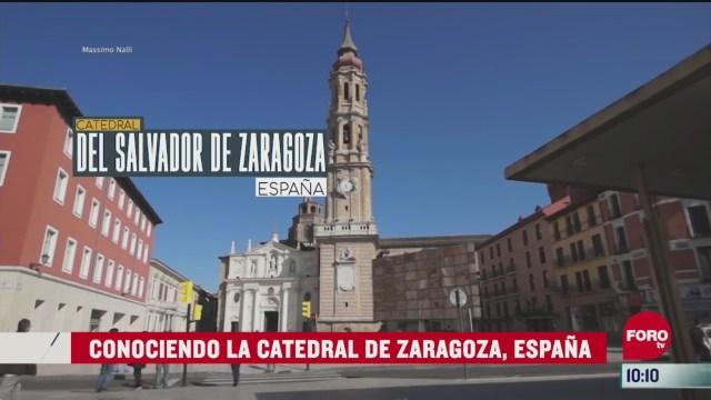 catedrales del mundo catedral de zaragoza en espana