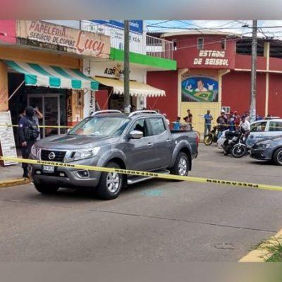 Asesinan a director de policía de Ciudad Isla, Veracruz