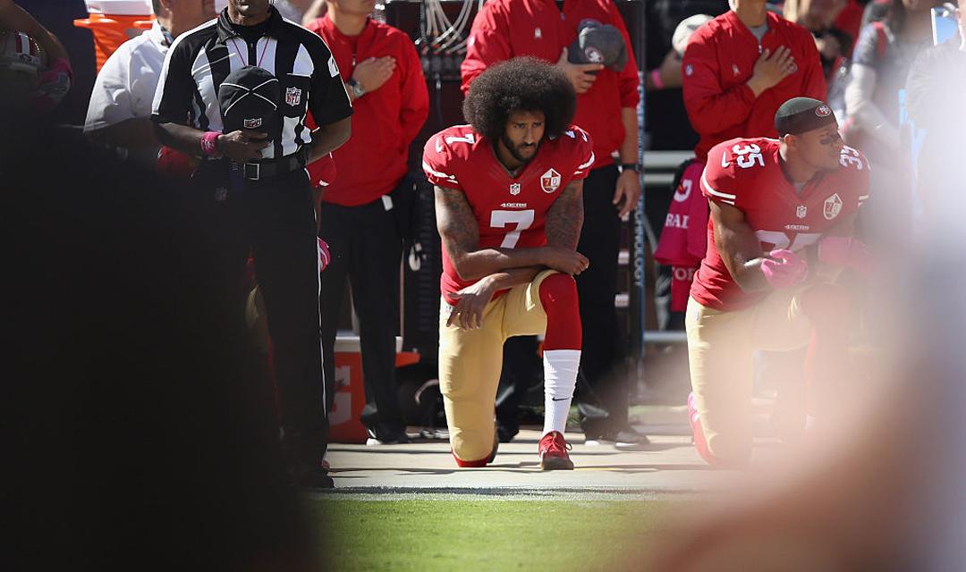 Colin Kaepernick Racismo Estados Unidos Donald Trump