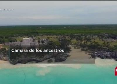 Comprueban que cenotes fueron habitados por humanos