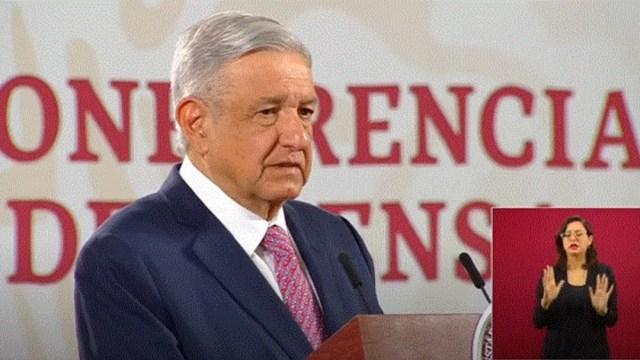 Foto: El presidente de México, Andrés Manuel López Obrador; rechaza cancelar Grito de Independencia