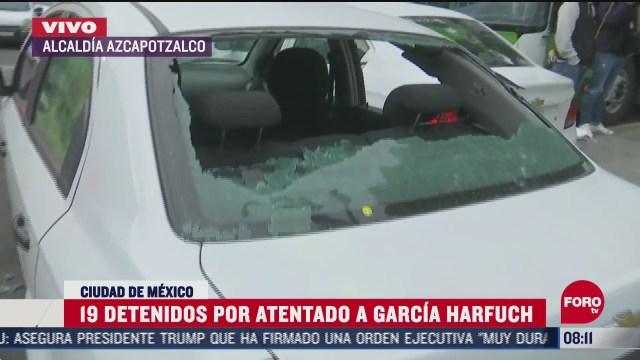 FOTO: 27 de junio 2020, continuan investigaciones en fiscalia de azcapotzalco por atentado a garcia harfuch
