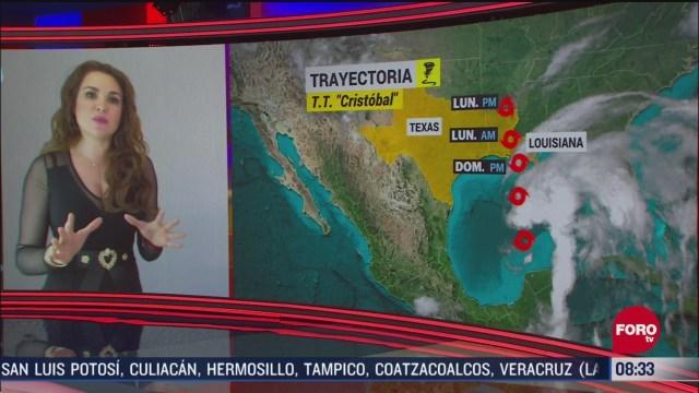 FOTO: 6 de junio 2020, continuaran las lluvias en el sureste mexicano y peninsula de yucatan