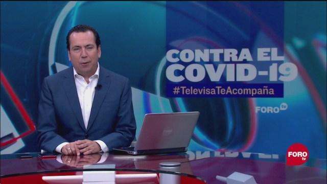 FOTO: contra el covid 19 televisateacompana segunda emision del 1 de junio de