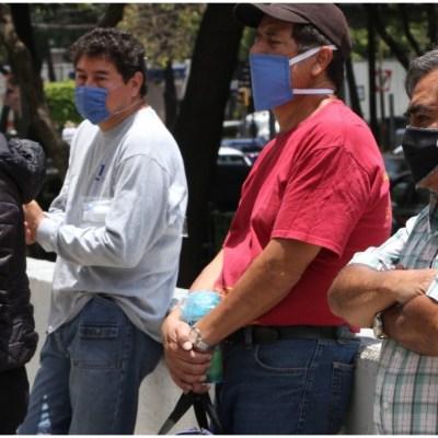 México rebasa las 20 mil muertes y los 170 mil casos confirmados de COVID-19