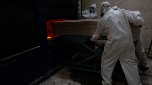 aumenta cifra de muertos y casos confirmados de coronavirus en mexico
