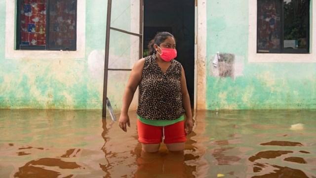 'Cristóbal' golpea el sureste de México; Yucatán decreta alerta amarilla