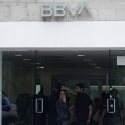 Usuarios reportan fallas en app de BBVA México