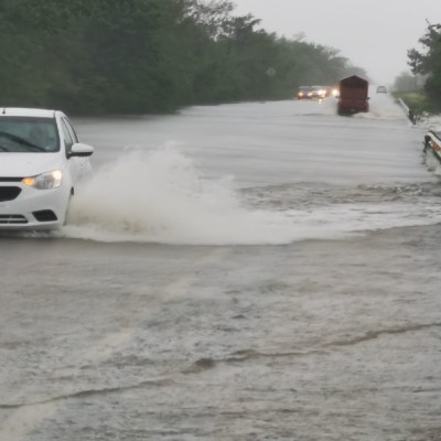 inundaciones en campeche por tormenta tropical cristobal