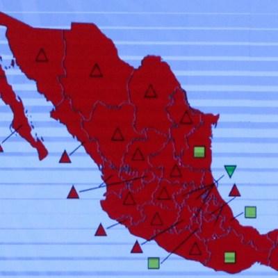 semaforo epidemiologico covid mexico