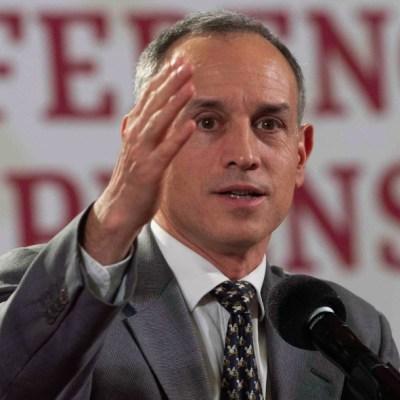 'No podemos salir a la calle'; México está en semáforo rojo, reitera López-Gatell