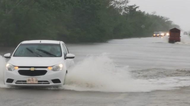 Depresión tropical Cristóbal provocará lluvias en sureste de México
