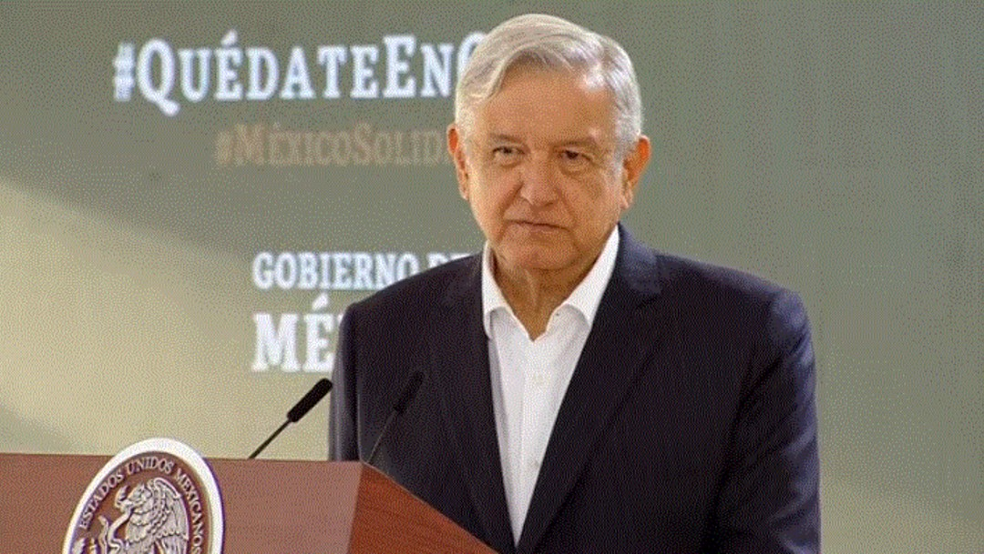 Foto: AMLO desmiente la muerte de Nemesio Oseguera, 'El Mencho'