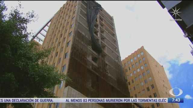 detectan irregularidades en la reconstruccion de viviendas tras sismo de