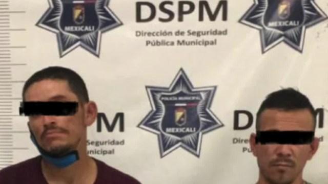 Detienen a dos hombres en Tijuana por falsificar dinero