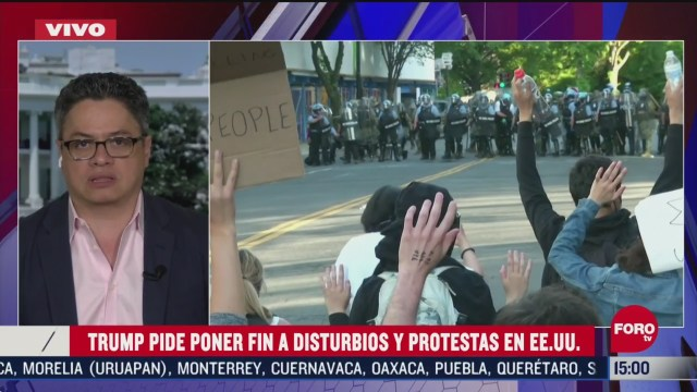 FOTO: eeuu anuncia mas fuerza de seguridad para contener protestas