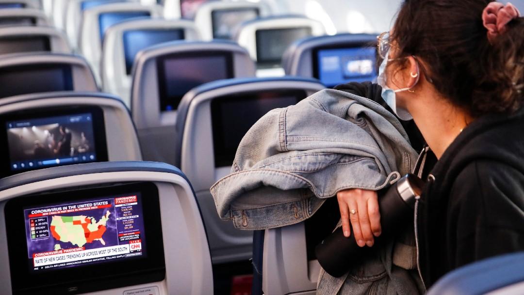 Foto: Estados Unidos suspenderá vuelos de aerolíneas chinas desde el 16 de junio