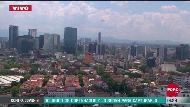FOTO: empeora calidad del aire en valle de mexico