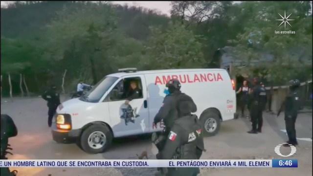 enfrentamientos en sinaloa dejan 16 muertos