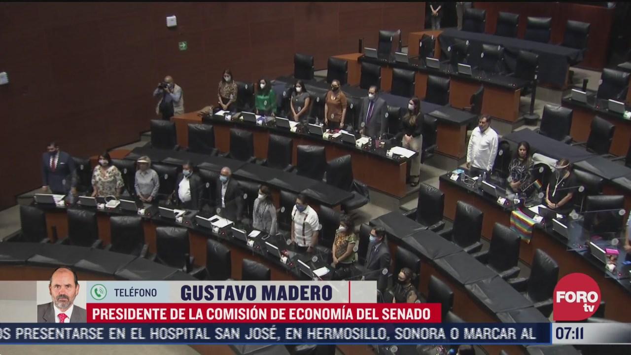 entrevista completa con el senador gustavo madero en estrictamente personal