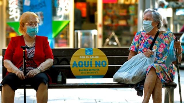 España y México cooperarán en el combate contra la pandemia del COVID-19