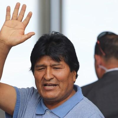 'Parte de mi vida queda en Argentina': Evo Morales al regresar a Bolivia tras exilio