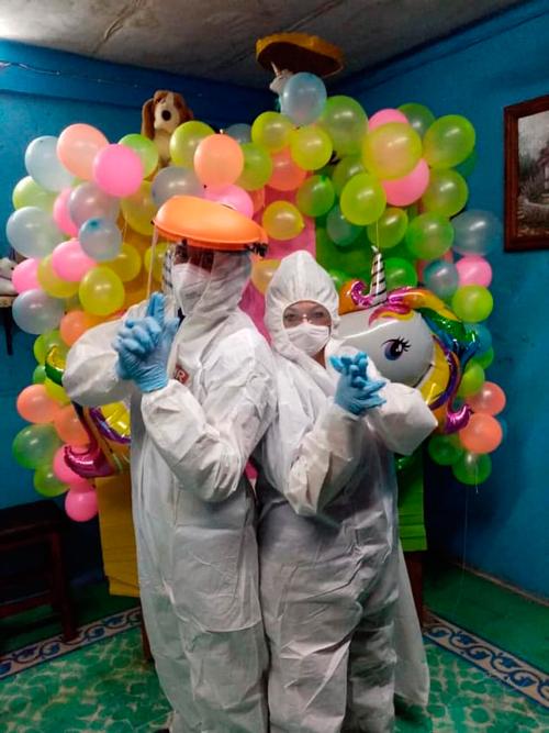 Fiesta Veracruz Equipo Coronavirus