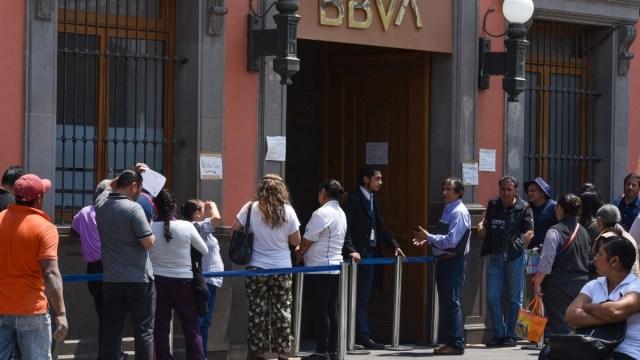 Bancos en CDMX tendrán nuevas medidas por COVID-19
