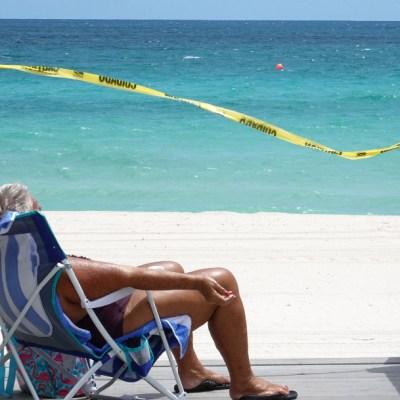 Florida reporta nuevo récord de casos nuevos de coronavirus