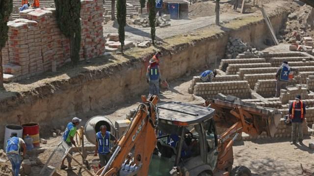 FOTO: Encuentran 215 cuerpos en fosas cerca Guadalajara, el 20 de junio de 2020