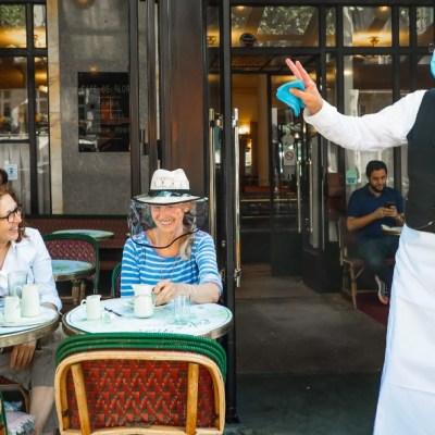 Foto: Francia asegura tener 'bajo control' la pandemia de coronavirus COVID-19