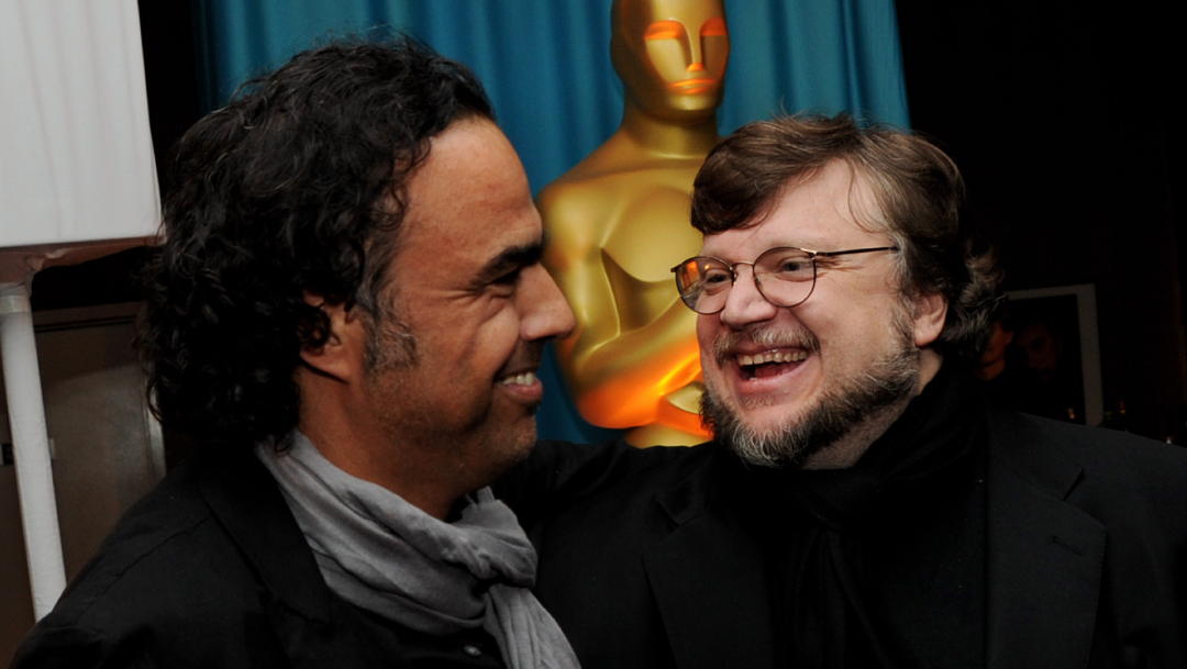 Alejandro González Iñárritu, Guillermo del Toro