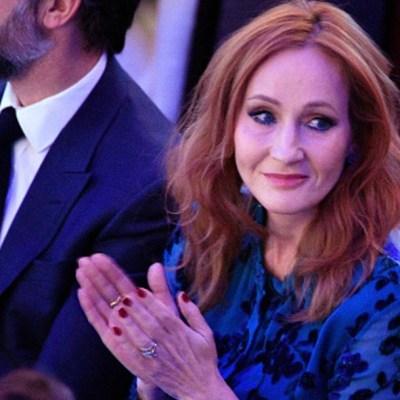 JK Rowling revela que sufrió agresión sexual y violencia machista