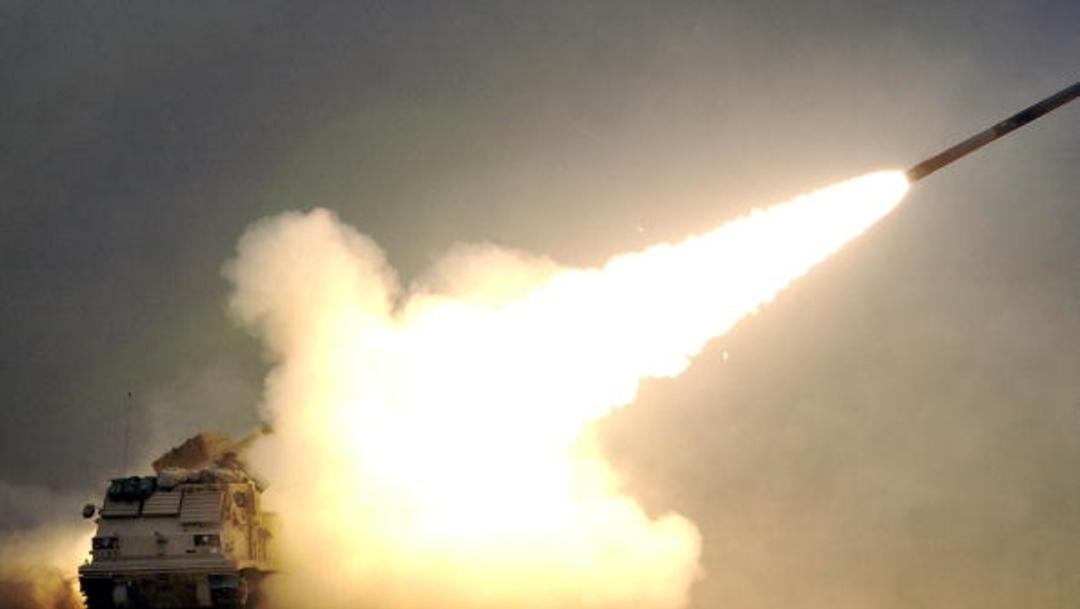 Cohetes impactan cerca de la embajada de EEUU en Irak, 17 de junio de 2020, (Getty Images, Imagen Ilustrativa)