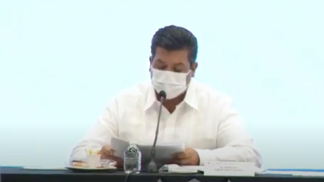 El gobernador de Tamaulipas, Francisco García Cabeza de Vaca. (Foto: Gobierno Tamaulipas)