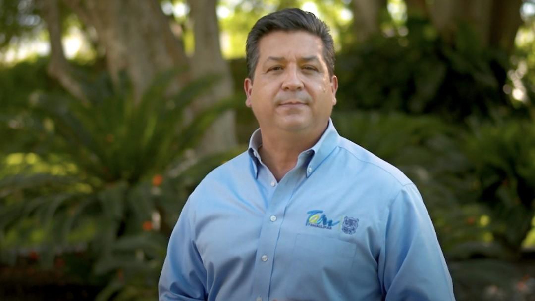 El gobernador de Tamaulipas, Francisco García Cabeza de Vaca. (Foto: YouTube Gobierno Tamaulipas)