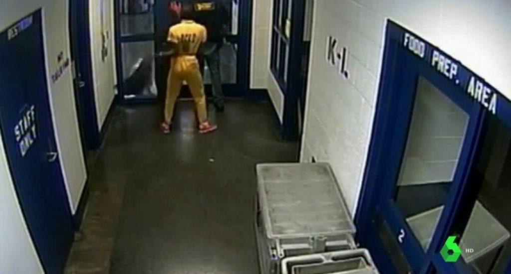 Denuncian muerte de reo en prisión de EEUU tras agresión de guardias (El Nuevo Diario)