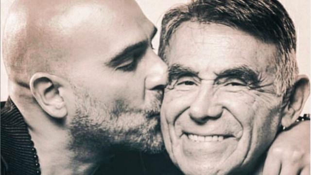 Héctor Suárez Gomis Carta Padre Muerte
