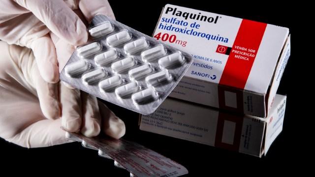 Hidroxicloroquina no frena muertes por coronavirus, señala OMS. (Foto: Getty Images/archivo)