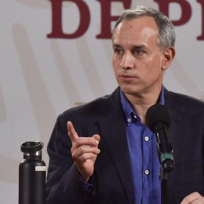 López-Gatell no ve factible que en septiembre haya vacuna para COVID-19