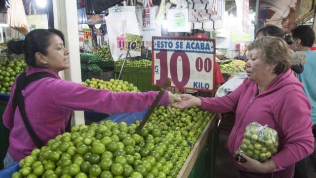 La inflación interanual de México se aceleró en la primera mitad de junio. (Foto: Cuartoscuro)