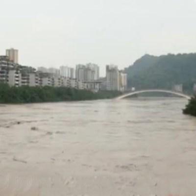 Tres muertos y 12 desaparecidos por nuevas tormentas en China