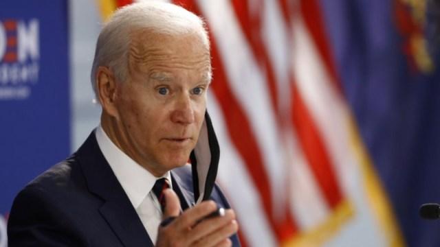 FOTO: Exsecretario del Ejército de Estados Unidos respalda a Joe Biden, el 17 de junio de 2020