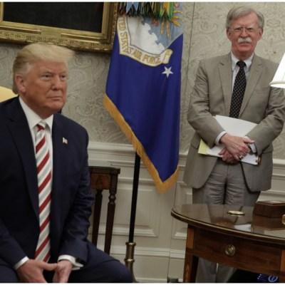 Tribunal rechaza petición de Trump para evitar publicación de libro de John Bolton