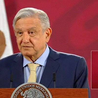 AMLO: La economía de México 'tocó fondo y va para arriba'